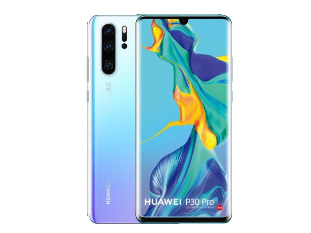 Huawei P30 PRO DS 128GB CRYSTAL