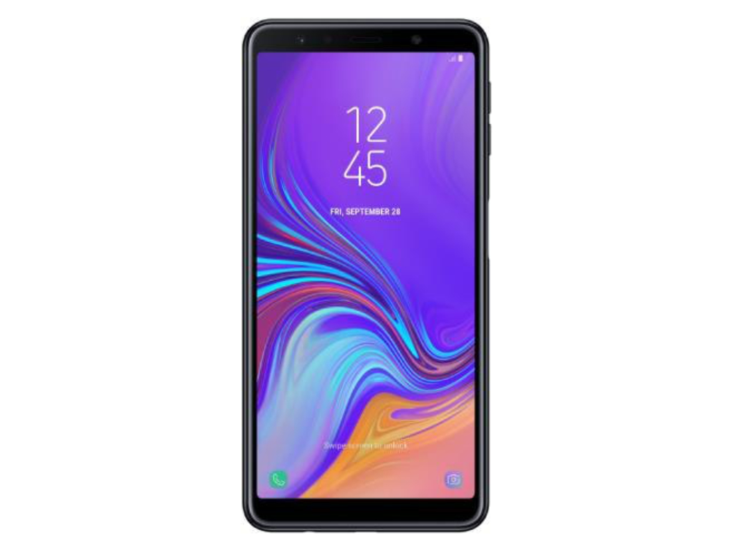 Samsung Galaxy A7 2018 DS BLUE