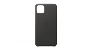iPhone 11 Silikon Case Schwarz