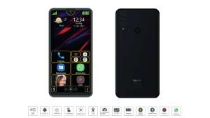 Beafon M6s 4G DS 32GB Black
